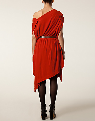 DRESSES - VIVIENNE WESTWOOD / RECTANGLE DRESS - NELLY.COM