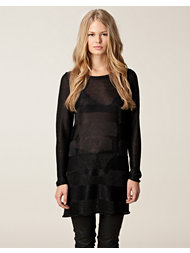 Margit Brandt Sculla Knit Dress