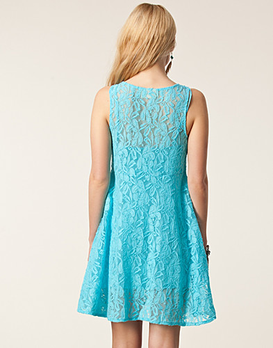 KLÄNNINGAR - FREE PEOPLE / MILES LACE DRESS - NELLY.COM