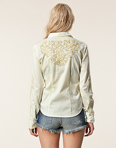 BLOUSES & SHIRTS - DENIM & SUPPLY RALPH LAUREN / RODEO SHIRT - NELLY.COM