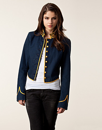 JACKOR - DENIM & SUPPLY RALPH LAUREN / CALVARY UNIFORM JACKET - NELLY.COM