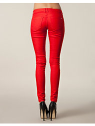 D Brand Slim Fit Jeans Red