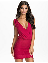 Oneness Two In One Lace Set Dress