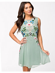 Frock and Frill Esmeralda Beaded Dress
