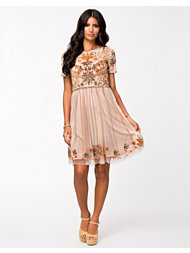 Frock and Frill Diana Embellished Dress