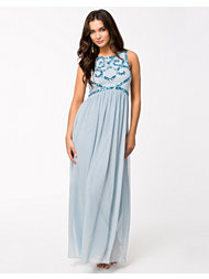 Frock and Frill Delphina Embellished Maxi Dress