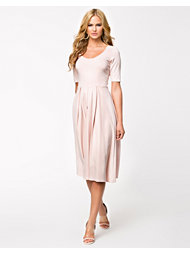 Closet Flared Midi Dress