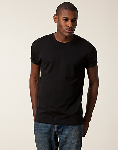 T-SHIRTS - SELECTED HOMME / GIZMO T-SHIRT O-NECK NOOS - NELLY.COM
