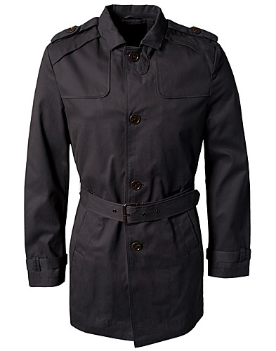 JASSEN - SELECTED HOMME / MOMENTUM TRENCHCOAT - NELLY.COM