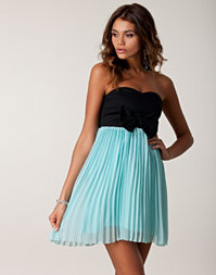 Te Amo - Big Bow Dress
