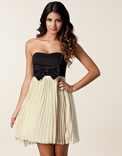 JUHLAMEKOT - TE AMO / BIG BOW DRESS - NELLY.COM