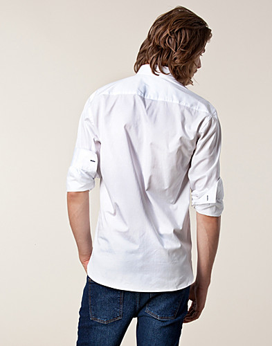 OVERHEMDEN - SELECTED HOMME / MONT MIX SHIRT - NELLY.COM