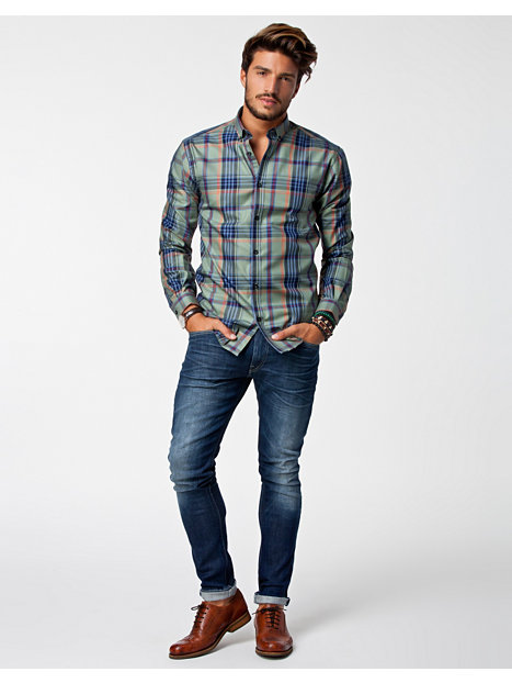 cleo shirt ls selected homme laurel wreath shirts