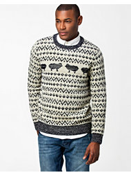 Selected Homme Allan Crew Neck