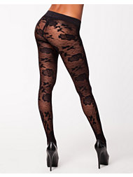 Sneaky Fox Bloom Pantyhose