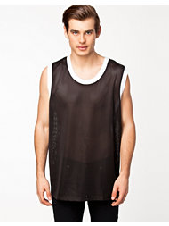 Selected Homme Basket Tank Top
