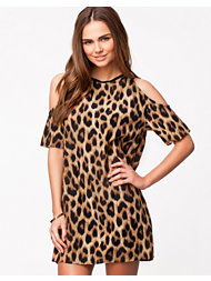 Motel Savannah Print Dress