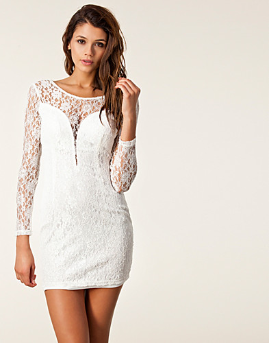FESTKLÄNNINGAR - ONENESS / MADDOX LACE DRESS - NELLY.COM