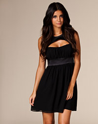 Three Little Words - Keyhole Front Dress