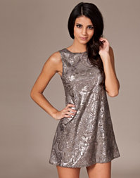 Three Little Words - Printed Sequin Tunic