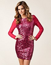 MALLIE SEQUIN DRESS