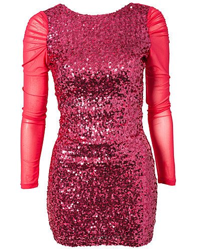 FESTKLÄNNINGAR - THREE LITTLE WORDS / MALLIE SEQUIN DRESS - NELLY.COM
