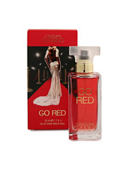 Carolina Gynning Go Red EdT 50ml