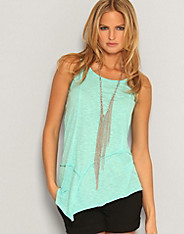 Vero Moda - Jets Long U-neck Top