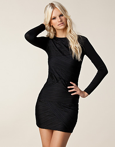 DRESSES - VERO MODA / STRIBY MINI DRESS - NELLY.COM