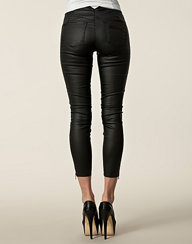 TROUSERS & SHORTS - VERY BY VERO MODA / SUPER DENIM LEGGINGS - NELLY.COM