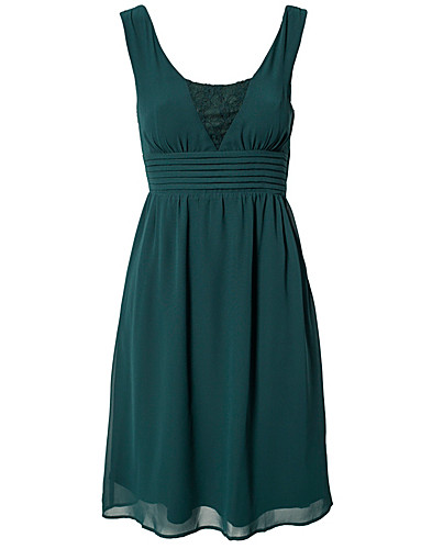 DRESSES - VERO MODA / PRIM ABB KNEE DRESS - NELLY.COM