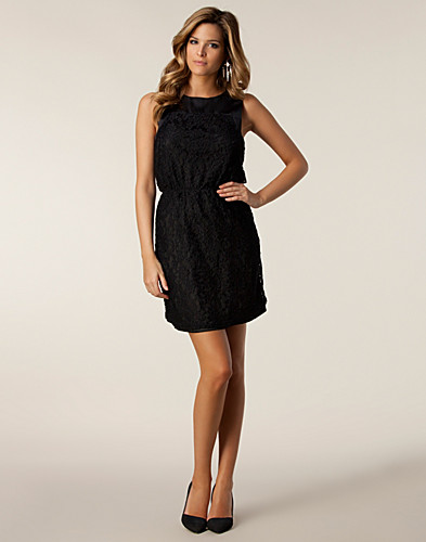 KLÄNNINGAR - VERO MODA / CATJA SHORT DRESS - NELLY.COM