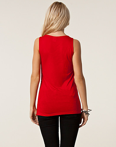 TOPPAR - VERO MODA / JESSIE SEQUENCE LONG TOP - NELLY.COM