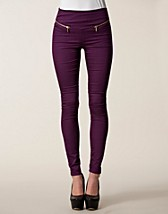 GELLER ZIP LEGGINGS