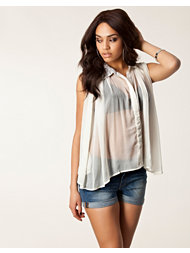 Vero Moda Basic Pearly Leo Top