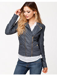 Vero Moda Fire Short PU Jacket