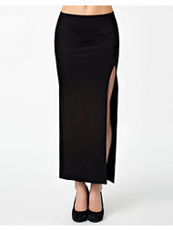 Vero Moda Jani Plain Long Skirt
