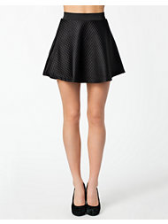 Vero Moda Jimmy Coated Skater Skirt