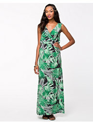Vero Moda Leaf Long Dress