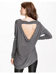 Vero Moda Claudetta Open Back Blouse