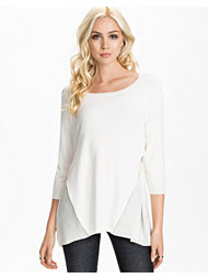 Vero Moda Glory Eve Zipper Blouse