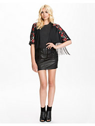Vero Moda Wonder Short PU Skirt