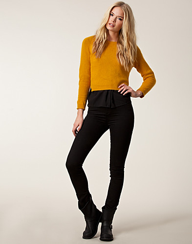 JUMPERS & CARDIGANS - SAINT TROPEZ / ANGORA BLOUSE - NELLY.COM