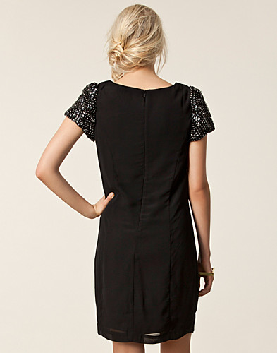 DRESSES - SAINT TROPEZ / BEADED DRESS - NELLY.COM