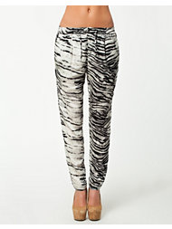 Saint Tropez Tiger Printed Pants