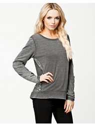 Saint Tropez Sequin Sweat