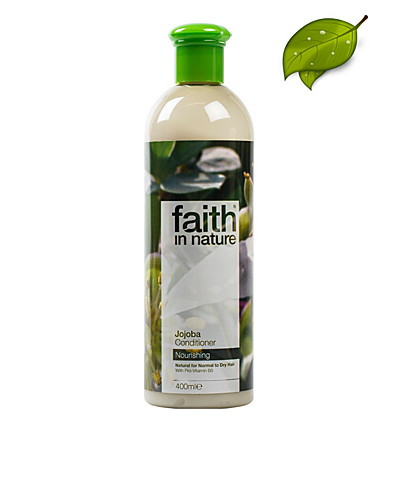 HÅRPLEJE - FAITH IN NATURE / JOJOBA CONDITIONER 400ML - NELLY.COM