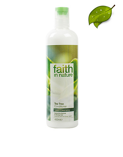 HAARPFLEGE - FAITH IN NATURE / TEA TREE CONDITIONER 400ML - NELLY.DE