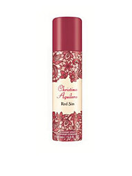 Christina Aguilera Red Sin Deo Spray