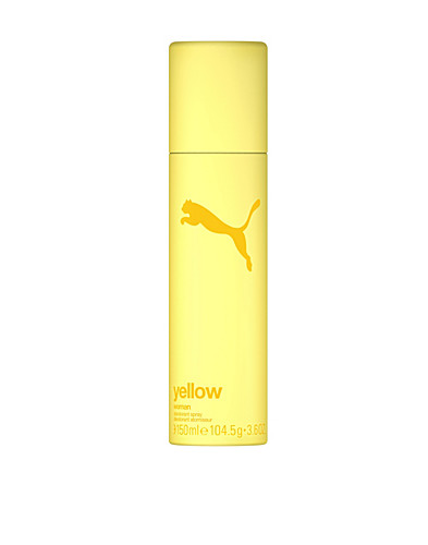 KROPPSVÅRD - PUMA PERFUME / PUMA YELLOW WOMAN DEO SPRAY - NELLY.COM